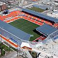 Bbva Compass Stadium In Houston by Bill Cobb