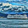 B.c. Ferries Hdr by Randy Harris