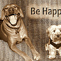 Be Happy by Mim White