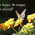 Be Happy by Pharaoh Martin