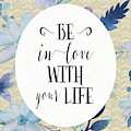 Be In Love by Tara Moss