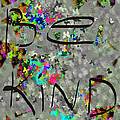 Be Kind by Patricia Januszkiewicz