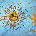 Be Like The Sun by Heidi Sieber