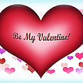 Be My Valentine by Brian Wallace