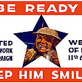 Be Ready - Keep Him Smiling by War Is Hell Store