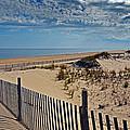 Beach At Cape Henlopen by Bill Swartwout Fine Art Photography