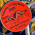 Beach Badge 2005 by Mark Miller