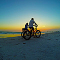 Beach Biking by Kevin Cable
