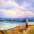 Beach Buddies by Susan M Fleischer