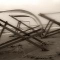 Beach Chairs Profile by Isaac Silman
