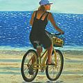 Beach Cruiser by Jill Ciccone Pike
