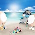 Beach Day by Dana Alfonso