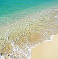 Golden Sand Beach by Debbie Oppermann