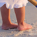 Beach Feet  by Nava Thompson
