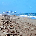 Beach Front 002 by Larry Ward