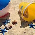 Beach Fun by Paul Ward