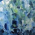 Beach Glass by Barbara Andolsek