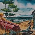 Beach Hideaway by Gary McDonnell