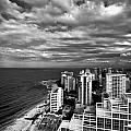Beach Hotels San Juan Puerto Rico by Amy Cicconi