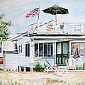 Beach House by Brian Degnon