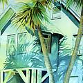 Beach Cottage by Julianne Felton
