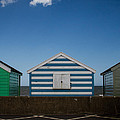 Beach Hut 41 by Dayne Reast