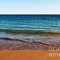 Beach In Algarve by Luis Alvarenga
