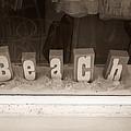 Beach by John Cardamone