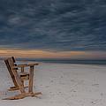 Beach Morning by Charlie Choc
