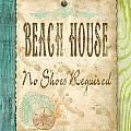 Beach Notes-D by Jean Plout