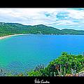 Beach Panorama - Brasil by Victor Cavalera