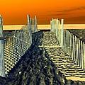 Beach Path by Ed Weidman