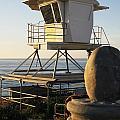 Beach Post by Andrew Rossman