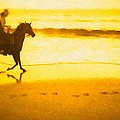 Beach Rider by Alice Gipson