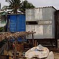 Beach Storage by Robin Stout