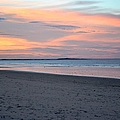 Beach Sunset by Chris Carswell