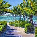 Beach Time by Pat Heydlauff