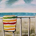 Beach Towel by John Williams