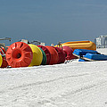 Beach Toys by Gerald Marella