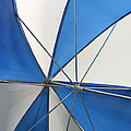 Beach Umbrella by Art Block Collections