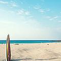 Beach Umbrella by Yew Kwang