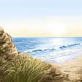 Beach by Veronica Minozzi
