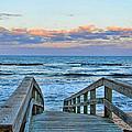 Beach Walk by Kenny Francis