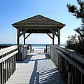 Beach Walk by Silvie Kendall