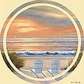Beach World by Diane Romanello