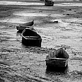 Beached Boats by Gary Slawsky