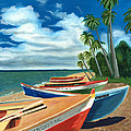 Beached Boats by Jill Ciccone Pike