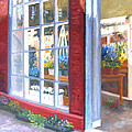 Beacon Hill Flower Shop by Claire Norris