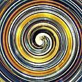 Beaconing Vortex by Ellen Cannon