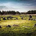 Beaghmore Stone Circles by George Pennock